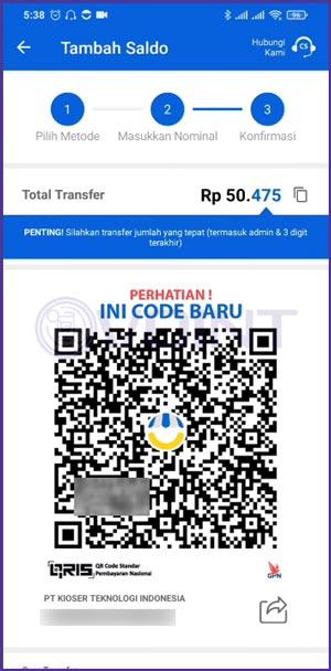 5 ScreenShoot QR Code